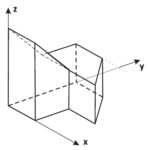 Würfel mit Ausschnitten AB9