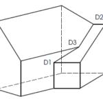 Dachverschneidung schiefwinkeliger Gebäudeteile