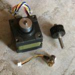 Erklärung der Funktion eines Schrittmotors