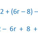Beispiele zum Formelumformen mit Klammern