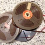 Historische Tonaufnahmen vor 1990
