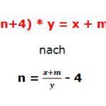 Formelumformen