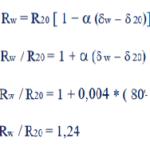 Zwei Beispiele von Widerstandsberechnungen
