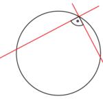 Ermittlung eines Kreismittelpunktes
