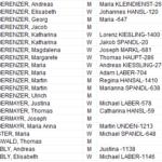 Genealogien in GEDCOM-Dateien