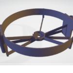 Regelungsversuche mit einem Propellerantrieb